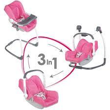 bebe confort chaise haute bébé confort chaise haute et cosi smoby pas cher à prix auchan