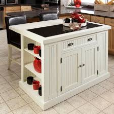 Rolling Kitchen Cart as Multifunctional Carrier — Home Design Blog