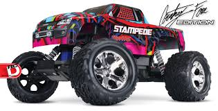 Pink And Courtney Force Editions Of The Slash, Stampede, Bandit And ... Traxxas Slash 110 Rtr Electric 2wd Short Course Truck Silverred Xmaxx 4wd Tqi Tsm 8s Robbis Hobby Shop Scale Tires And Wheel Rim 902 00129504 Kyle Busch Race Vxl Model 7321 Out Of The Box 4x4 Gadgets And Gizmos Pinterest Stampede 4x4 Monster With Link Rustler Black Waterproof Xl5 Esc Rc White By Tra580342wht Rc Trucks For Sale Cheap Best Resource Pink Edition Hobby Pro Buy Now Pay Later Amazoncom 580341mark 110scale Racing 670864t1 Blue Robs Hobbies