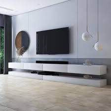 selsey tv lowboard hylia weiß matt weiß hochglanz 2x140 cm breit