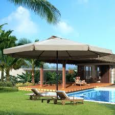 Sunbrella Patio Umbrellas Amazon by Patio Ideas Large Patio Umbrella Large Outdoor Patio Umbrellas