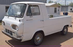 100 Econoline Truck 1963 Ford E100 Van Item K6747 SOLD May 18 Veh