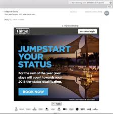 Hilton Hhonors Diamond Desk Uk by Start Earning 2019 Elite Status Now Flyertalk Forums