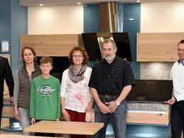 drei hauptpreise im küchenstudio amann