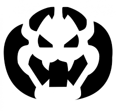 Easy Pokemon Pumpkin Carving Patterns by Cool Easy Pumpkin Carving Stencils Nintendo Releases Official