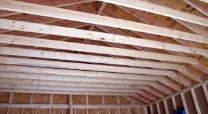 Insulate Cathedral Ceiling Without Ridge Vent by Roof Garage Roof Insulation Prominent Diy Garage Roof Insulation