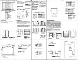 10 X 16 Shed Plans Free by Shed Plans Vip12 12 Shed Plans Storage Shed Designs 5 Features