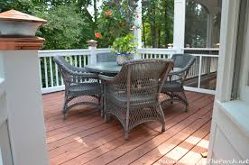 Restaining A Deck Do It Yourself by Staining Your Deck