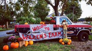 Pumpkin Picking Corn Maze Long Island Ny by Best Apple Picking Orchards Farms In New York New Jersey Cbs