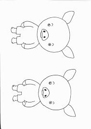 Inspiration Coloriage Des Trois Petits Cochons Imprimer Et Obtenir