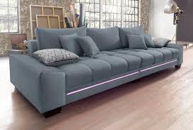 via big sofa