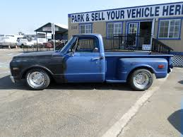 Truck For Sale: 1972 Chevy C-10 Stepside Pickup Truck In Lodi ...
