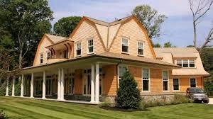 16x20 Gambrel Shed Plans by House Plan Gambrel Roof Style House Plans Youtube Gambrel House