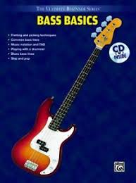 Get Quotations Ultimate Beginning Series Bass Basics Steps One And Two Combined The