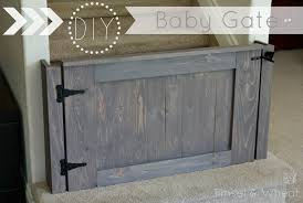 How To Build A Baby Gate - DIY Baby Gate + Plans - Tinsel + Wheat Baby Gate With A Rustic Flair Weeds Barn Door Babydog Simplykierstecom Diy Pet Itructions Wooden Gates Sliding Doors Ideas Asusparapc The Sunset Lane Barn Door Baby Gate Reclaimed Woodbarn Rockin The Dots How To Make 25 Diy 1000 About Ba Stairs On Pinterest Stair Image Result For House