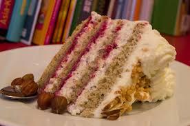 nuss sahne torte cuisinenbomber