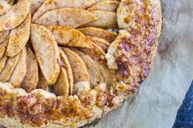 Apple Galette Gluten Free And Paleo Savorylotus