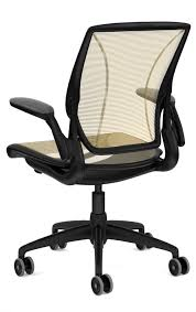 humanscale diffrient world mesh chair office chair