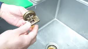 Commercial Sink Waste Strainer by Compartment Sink Drain O Ring U0026 Handle Replacement Youtube