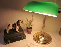 Green Bankers Lamp History by 44 Best Books And Libraries Lamps Images On Pinterest Desks