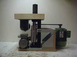 shop made oscillating spindle sander by corydoras lumberjocks