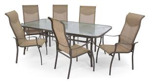 chair dining chrome finished glass table for modern room and