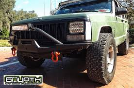 Jeep Cherokee XJ Steel Bumper ROCKER Front Bumpers Premium Bumper Fab Fours Jeep Cherokee Xj Steel Bumper Rocker Buy 72019 Ford Raptor Stealth R Winch Amazoncom Fs99n16501 Mount Automotive Addictive Desert Designs F747355000103 Tundra 42018 Eag 1417 Toyota With Led Lights Heavy Tt16b36511 25 Refund 1618 2015 F250 Arb Warn Install To Protect And Go Rhino Bumpergrille Guard 23293mb Tuff Truck Parts The 1975 Chevrolet Chevy Blazer Jimmy 4x4 Monster Lifted