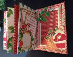Twas The Night Before Halloween Book by Annes Papercreations Graphic 45 Twas The Night Before Christmas 6