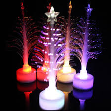 Fiber Optic Christmas Trees Canada by Colorful Led Fiber Optic Nightlight Christmas Tree Lamp Light