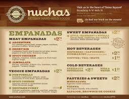 NYSF First Look: Nuchas Empanada Truck - New York Street Food