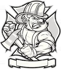 Irish Clipart Firefighter 15