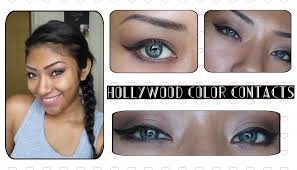 Halloween Contacts Cheap No Prescription by Hollywood Color Contacts Review Iididisbeauty Youtube