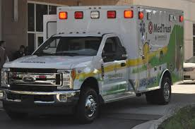 A Big Day For Us': Summerville Medical Unveils Special Ambulance For ...