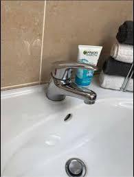 vito badezimmer unterschränke waschbecken armatur