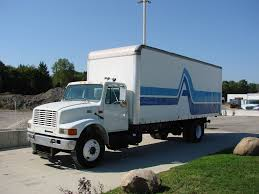 BOX VAN TRUCKS FOR SALE