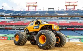 100 Monster Trucks Nashville BroDozer The Road To Jam