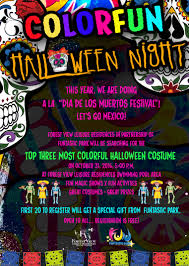 100 Residences At Forest Park Colorfun Halloween Night View Leisure