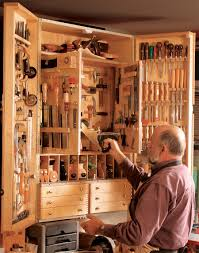 i want the inside surfaces of the main doors hold thin tools like