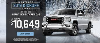 Buick GMC Cadillac Dealer Hermitage, PA | Montrose GM Superstore Chevy Dealer Nh Gmc Banks Autos Concord 2019 All New Sierra 1500 Crew Cab Denali 4x4 62l At Wilson Trucks Suvs Crossovers Vans 2018 Lineup Price Lease Deals Jeff Wyler Florence Ky In Duluth Rick Hendrick Buick Custom And Edmton Ab Canyon 2015 Carbon Editions Add Sporty Looks Substance Luxury Vehicles Seattle Dealer Inventory Bellevue Wa