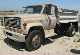 100 Medium Duty Dump Trucks For Sale 1980 Chevrolet C60 Dump Truck Item AE9148 SOLD July 31