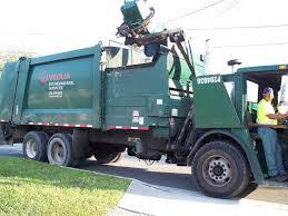 100 Sanitation Truck Services City Of Mascotte Florida