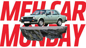 Meh Car Monday: The Fine, Decent And Confusing Triumph Acclaim