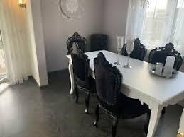 barock esszimmer küche esszimmer ebay kleinanzeigen