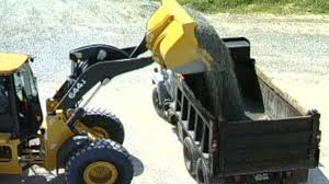Kids Truck Video - Front End Loader - YouTube
