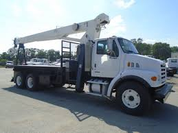 Boom Truck Cranes | CranesBoomAndJib.com 2007 Freightliner M2 Boom Bucket Truck For Sale 107463 Hours Pm Packages Bik Hydraulics 30105d 30 Ton Digger Crane Elliott Equipment Company Sinotruk 6 Wheeler Boom Truck 32 Tons Boomer Quezon City Hiranger Ford F750 Forestry 60 Wh Bts Welcome To Team Hancock 482 Lumber Trucks Truckmounted Telescopic Boom Lift Hydraulic Max 350 Kg Heila