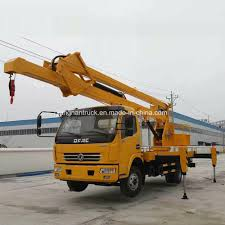 100 Truck Mounted Boom Lift China Manufacturers Suppliers Price MadeinChinacom