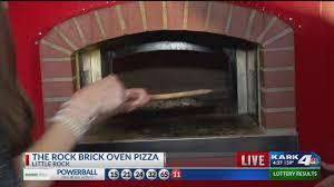 100 Brick Oven Pizza Truck The Rock Food