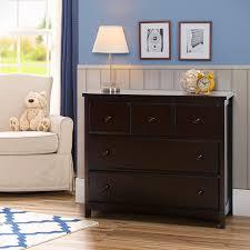 Babies R Us Dresser Knobs by Amazon Com Delta Children 3 Drawer Dresser Dark Chocolate Baby