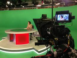 100 Studio 24 London BBC News Green Screen Studio New Broadcasting House