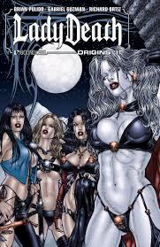 Lady Death Origins 17 Issue